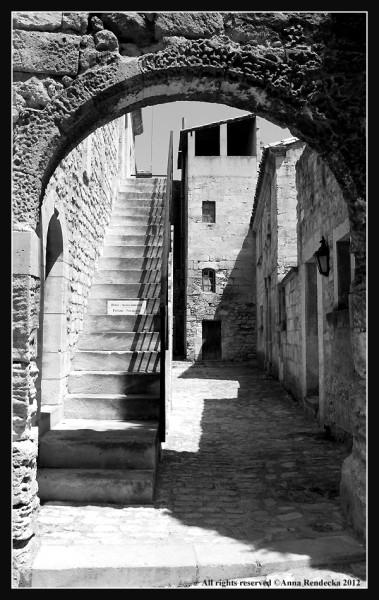 LesBaux, Provence 2012