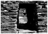 Ruiny prehistorycznej osady