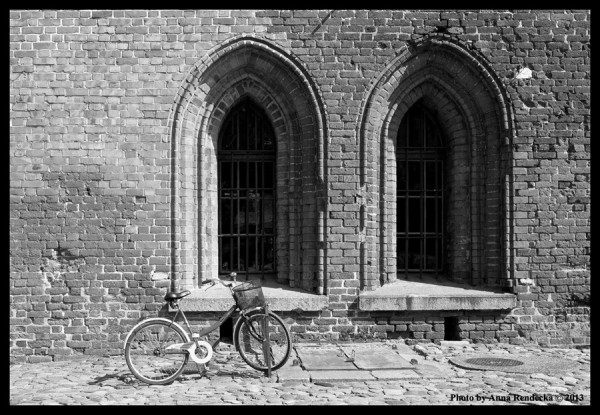 Czterdziesty rower malborski / 40th Bicycle from Malbork, Poland