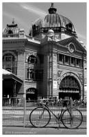 Trzydziesty czwarty rower australijski, Melbourne / 34th Australian bicycle, Melbourne