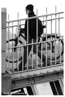 Trzydziesty trzeci rower dubliński / 33rd bicycle in Dublin, 28.11.2009