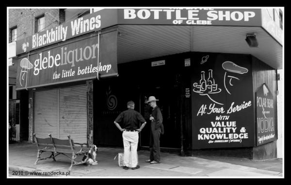 The Bottle Shop of Glebe, Sydney 2010