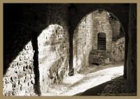 Vaison la Romaine - Old Town Gates, Prowansja 2012