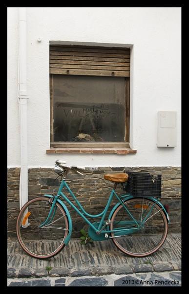 Trzydziesty dziewiąty rower hiszpański /39th Spanish Bicycle