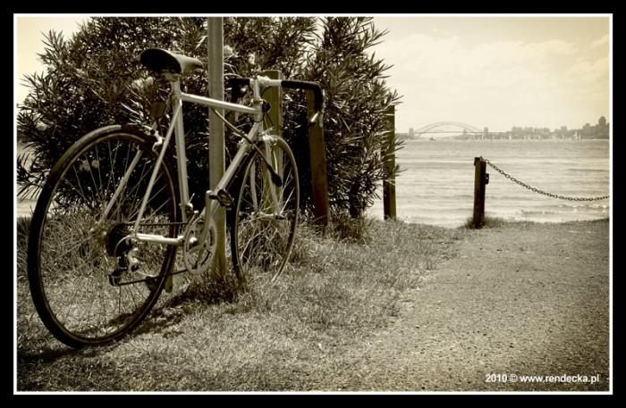 Trzydziesty szósty rower australijski / 36th Australian Bicycle, Sydney, 20.02.2010